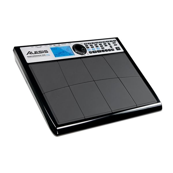 new alesis performance pad pro multi pad electronic drum machine instrument ebay. Black Bedroom Furniture Sets. Home Design Ideas